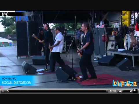 Social Distortion - Sometimes I Do (Lollapalooza 2010)
