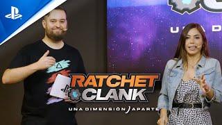 MEJORES MOMENTOS - Evento lanzamiento de Ratchet & Clank: Una Dimensión Aparte | PlayStation España