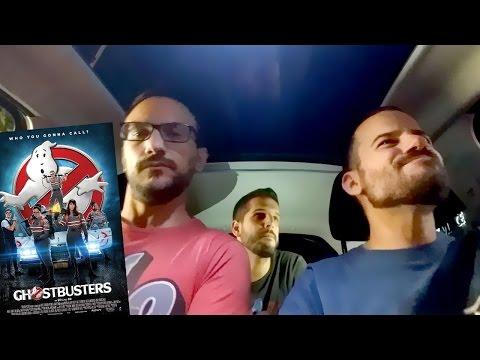 SPOILER CAR: Ghostbusters