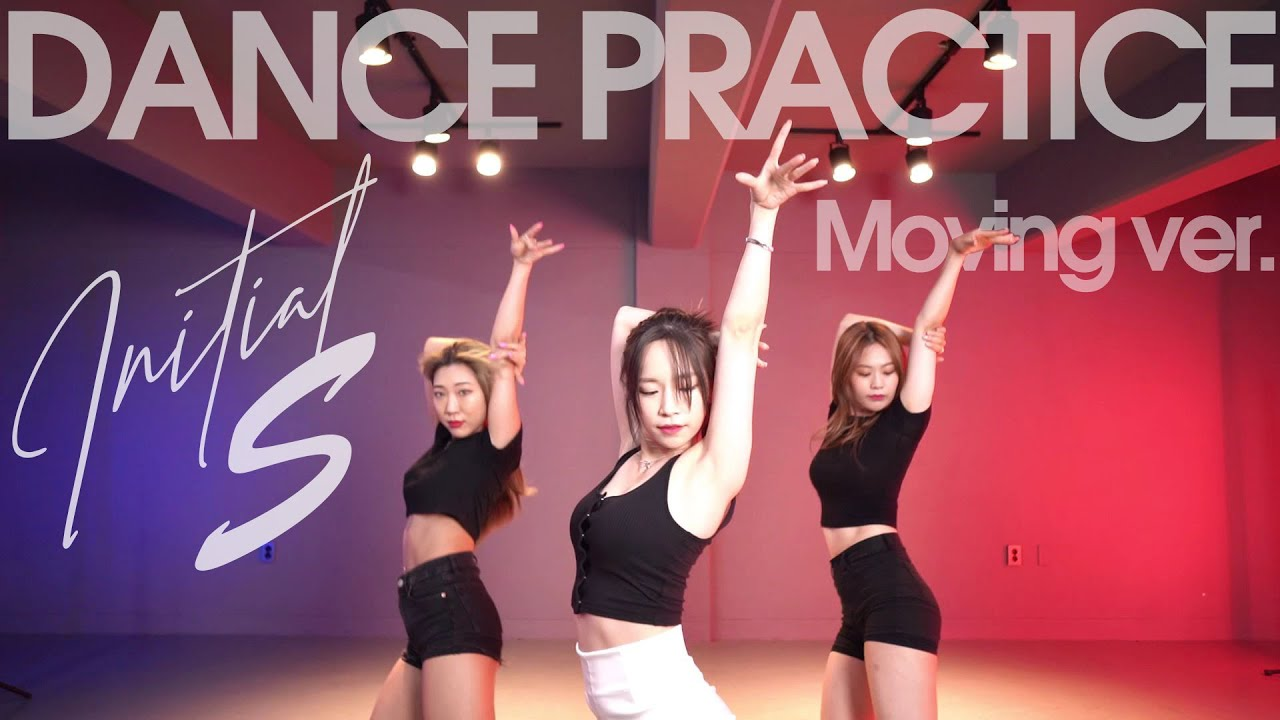 SoRi(소리) -  'Initial S' (이니셜 S) Dance Practice (Moving Ver.)