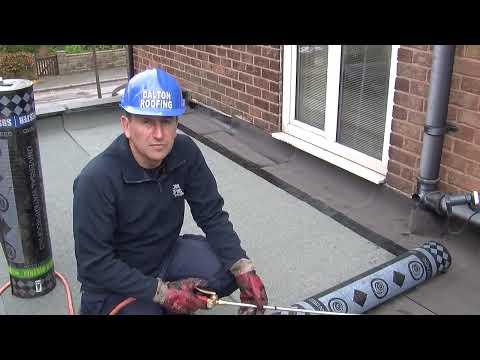 Flat Roofing Soprema 250 Gr Cap Sheet Torch On Doovi