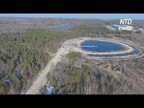 Рядом с Нижним Новгородом консервируют три опасные свалки