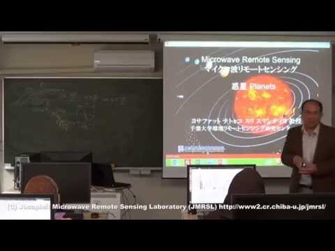 SAR Image Signal Processing 1/7  (Indonesian Version) : Observing Planets