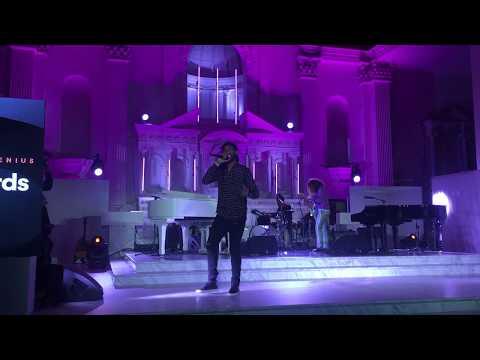 "PARTYNEXTDOOR - ""Wild Thoughts"" at Spotify Secret Genius Awards 2017"