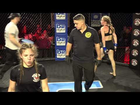HRMMA 116 Fight 7 Anna Somers vs Shelby Mroz 110 Female Ammy