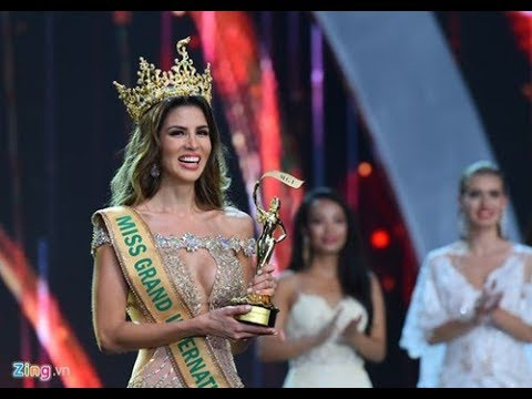Miss Grand International 2017 Crowning Moment - Full Show