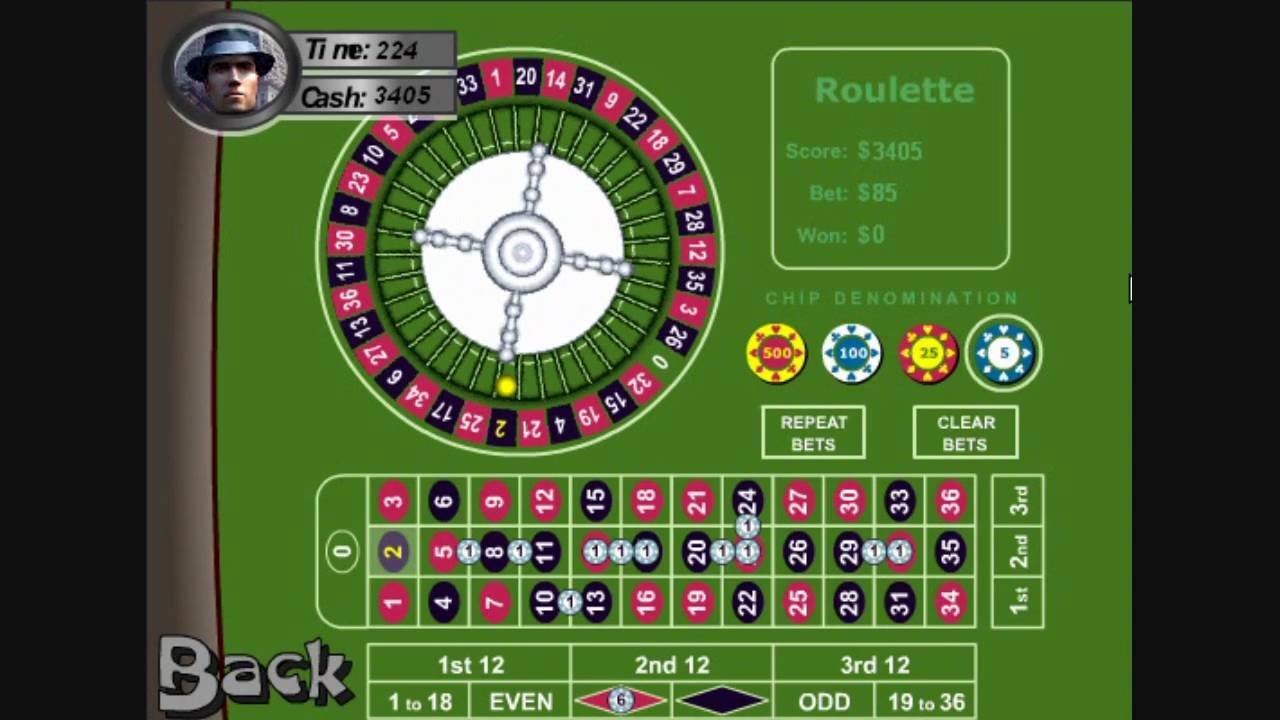 Mobster roulette game william hill nba money line