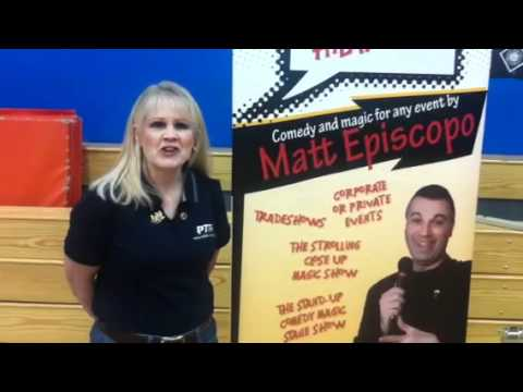 Brookfield Central School Matt Episcopo Be a STAR Anti Bullying Show