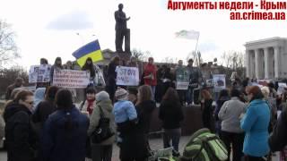 Митинг в защиту бездомных животных.mp4