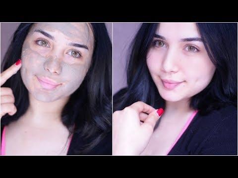 وجه جذاب بدون مواد تجميل : تصفية البشرة طبيعيا 100%