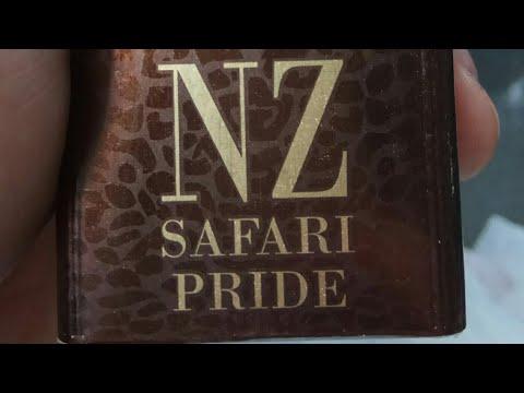 Новинка! Обзор NZ SAFARI PRIDE (Коньяк с корицей)