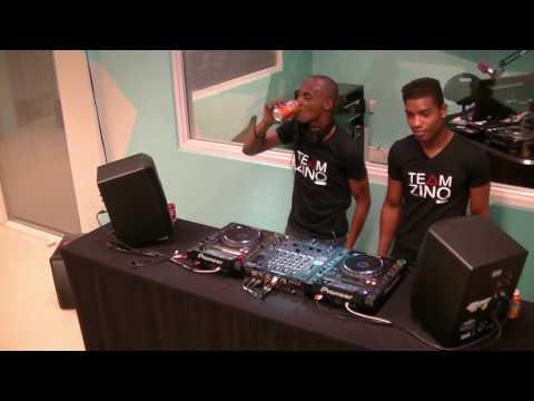 Weekend Wax live set: Team Zino