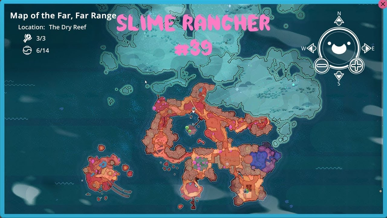 Slime Rancher (#39)   WORLD MAP   YouTube