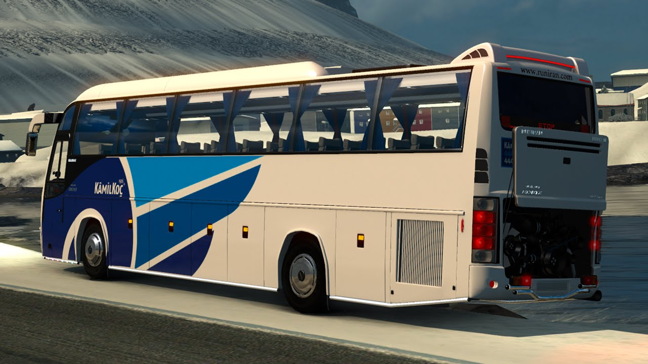 Euro Truck Simulator 2'nin ProMods Haritası 1 23