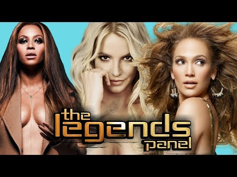 (PARODY) The Legends Panel | SERIES FINALE (Part Three) Beyoncé, Britney Spears, Jennifer Lopez