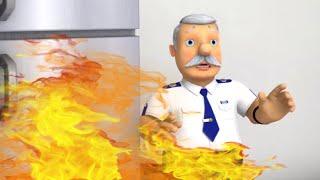 Strażak Sam ⭐️ Nagły wypadek! Zatrzymaj grę w chowanego! Nowe odcinki | Kreskówki dla dzieci