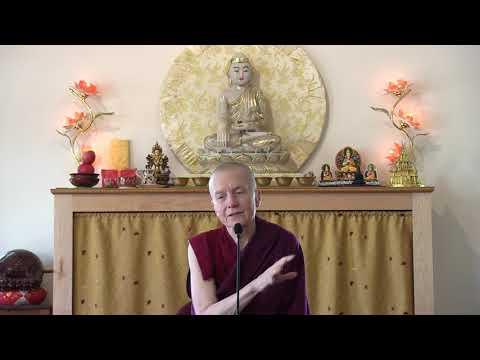 The bodhisattva's job is to wake us up