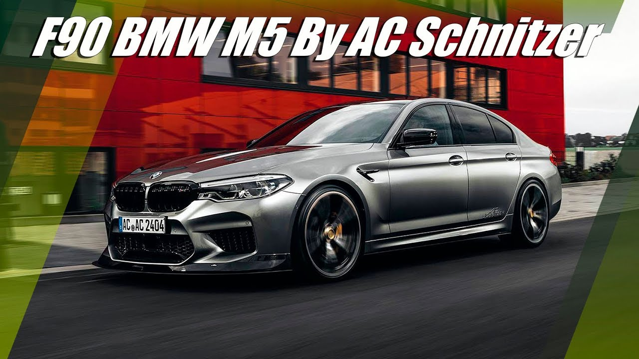 f90 bmw m5 tuned by ac schnitzer youtube. Black Bedroom Furniture Sets. Home Design Ideas