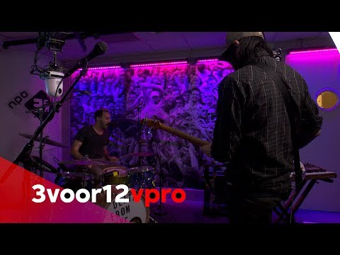 Death From Above - Holy Books live at 3voor12 Radio