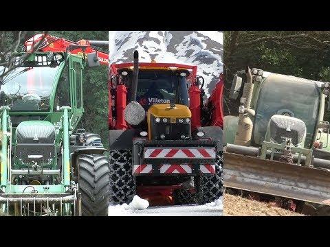 Des tracteurs qu'on aimerait bien avoir lors de catastrophes naturelles ! Best Of PowerBoost 2017