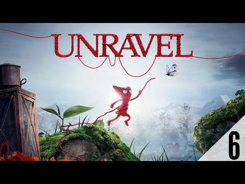 Let's Play: Unravel | Part 6 | Down in a Hole