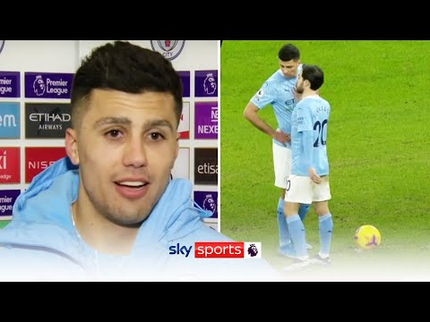 Rodri explains WHY it was his turn to take a penalty for Man City in their 3-0 win vs Spurs