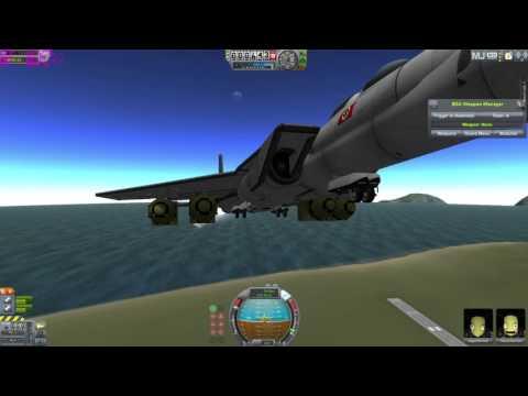 Kerbal Space Program Nuclear bomb