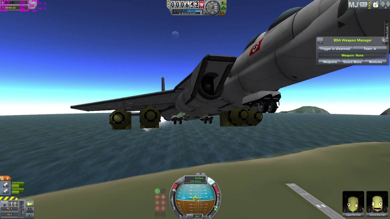 kerbal space program nuclear bomb - photo #9