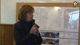 persconferentie bouwproject