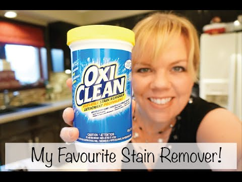 Oxiclean 174 Spray A Way Instant Stain Remover Product Review