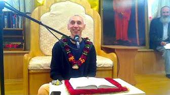 Шримад Бхагаватам 3.27.1 - Дамодара Пандит прабху
