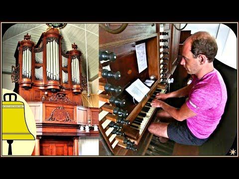 Lied 416, Ga met God en Hij zal met je zijn: Samenzang Hervormde kerk Finsterwolde