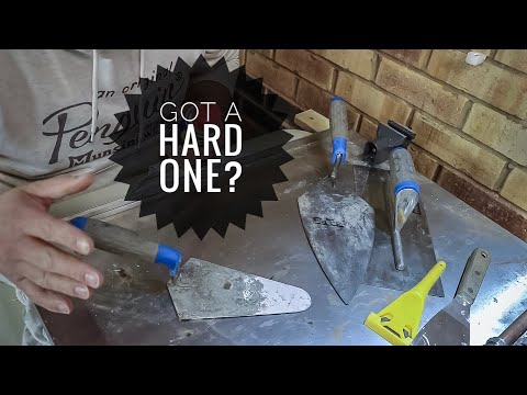 How To Clean Hard Cement From Your Tools
