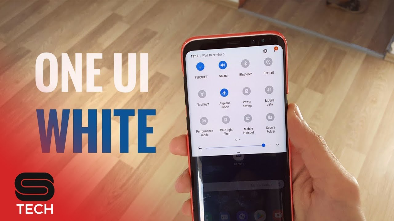 Samsung One UI For Note 9 S9 S8 S7 S6 | Day THEME