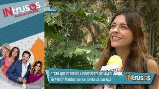 ¡Grettel Valdez se casa! |Intrusos-Nu3ve
