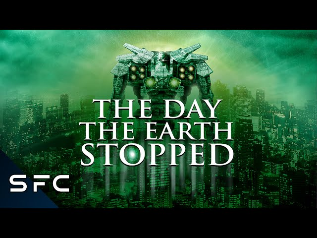 The Day The Earth Stopped   Full Sci-Fi Movie