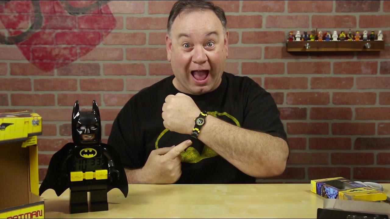 lego batman alarm clock instructions