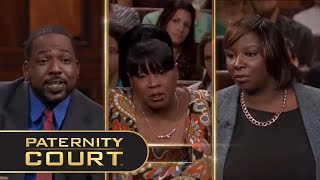 Fiance Targeted As Potential Father of Ex's Baby (Full Episode) | Paternity Court
