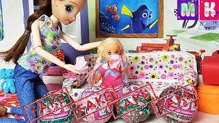 ВСЕ КУКЛЫ ЛОЛ СЮРПРИЗ ПОДДЕЛКИ! КАТЮ ОБМАНУЛИ!  Мультики с куклами Барби новые серии