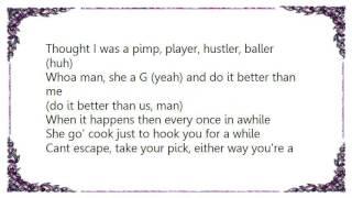 Usher - Pro Lover Lyrics