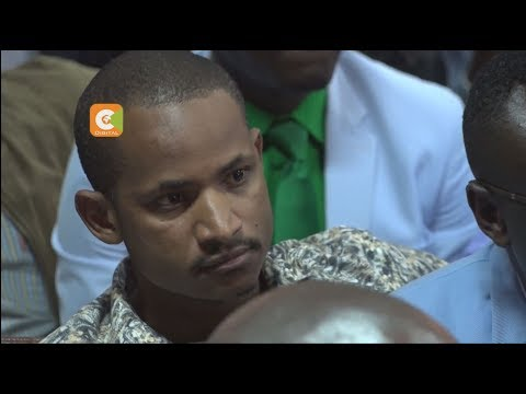 Babu Owino becomes sixth MP to lose seat in poll petition