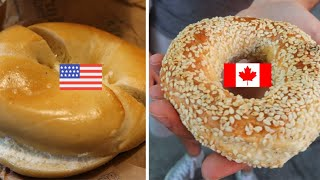 New York vs. Montreal BAGEL SHOWDOWN- Which One Is Better ?