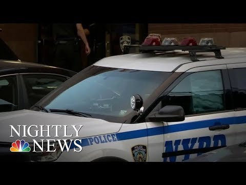 Fifth NYPD Officer Dies By Suicide Since June | NBC Nightly News