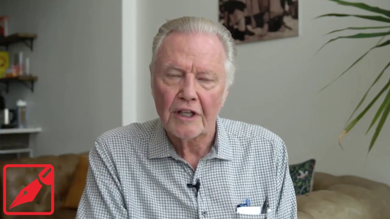 Jon Voight Defends President Donald Trump from Impeachment