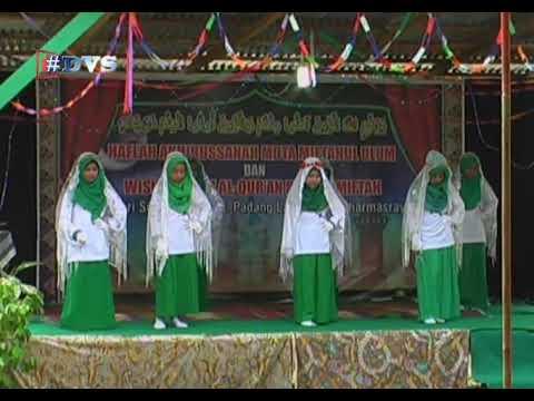 Tari Islami Ponpes Al Miftah, Dharmasraya Sumatera Barat, 29 April 2018