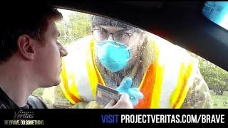 National Guardsman At NY Testing Center Says Media Has Overblown COVID19 Pandemic