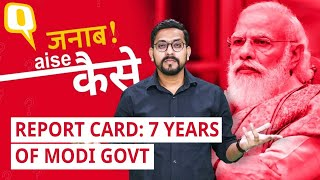 7 Years of Modi Government: Did it Deliver on its Promises?   The Quint
