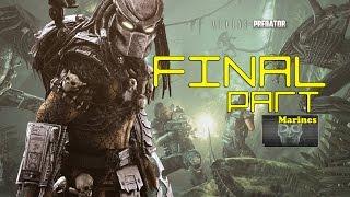 Marines Final►Aliens vs Predator  (Marines - Final Part) - Let's Play [Croox] Jaknahry.cz◄