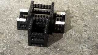 Tutorial On How To Build A Lego Pencil Holder