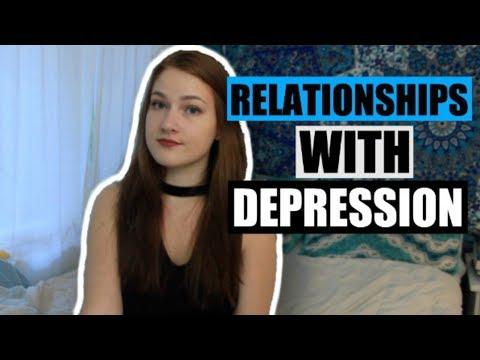 depressed online dating